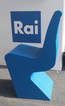 Rai e Mediaset usano oggetti creati da Be Different