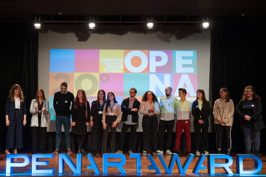 Open Art Award è il premio internazionale riservato ai creativi.
